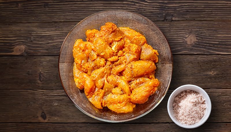How To Marinate Chicken Indian Style ? - Meazzy
