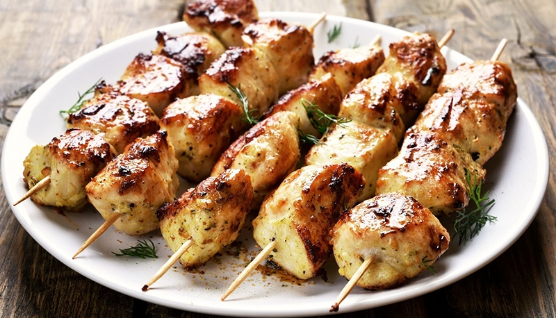 How To Make Chicken Kebab At Home? - Meazzy